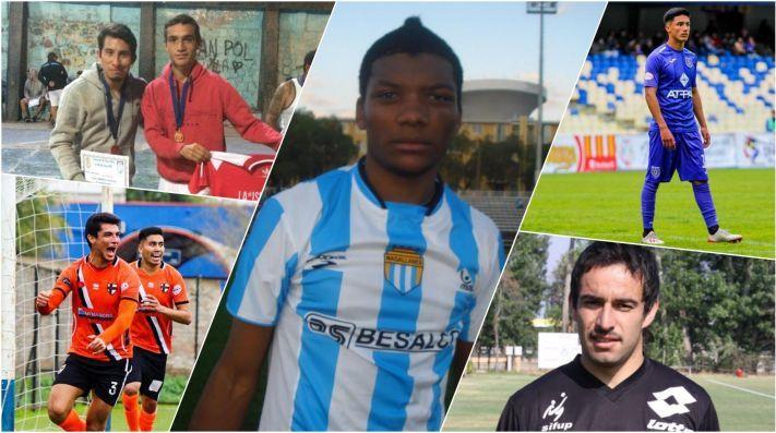 Segunda parte: Con Junior Fernandes, cinco futbolistas que dieron el salto del fútbol amateur a Primera