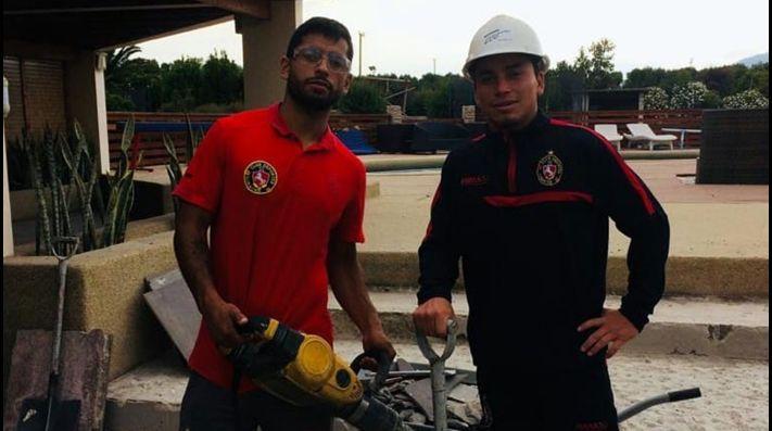 La esforzada vida de Yonathan Andía, del fútbol amateur y la construcción a ser nuevo refuerzo de Universidad de Chile en cuatro años