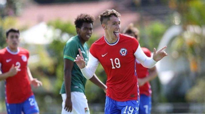 La revancha de Luciano Arriagada en la Roja: de pulgar abajo para el Mundial Sub 17 a la Copa América con la adulta