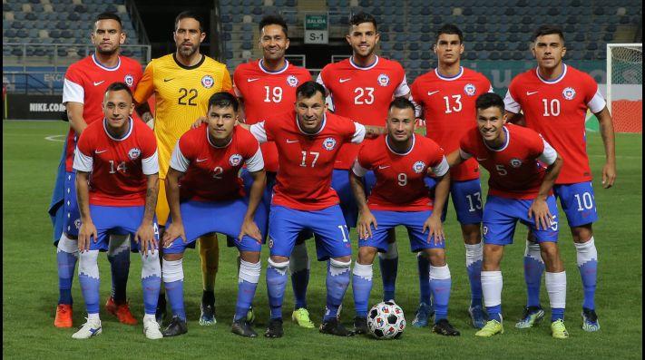 Nómina oficial de la selección chilena para la Copa América de Brasil 2021