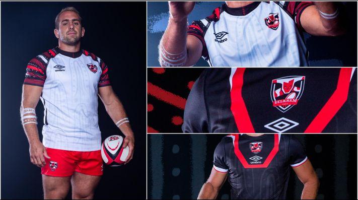 Selknam estrena nueva piel ante Jaguares: Equipo de rugby chileno presenta nueva camiseta junto a Umbr