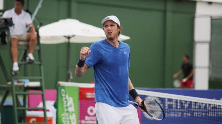 Jarry vuelve a ganar y se acerca al próximo Grand Slam