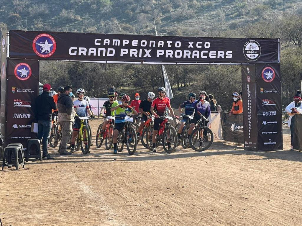 Campeonato Nacional De Mountain Bike XCO Gran Prix Proracers San Bernardo 2021