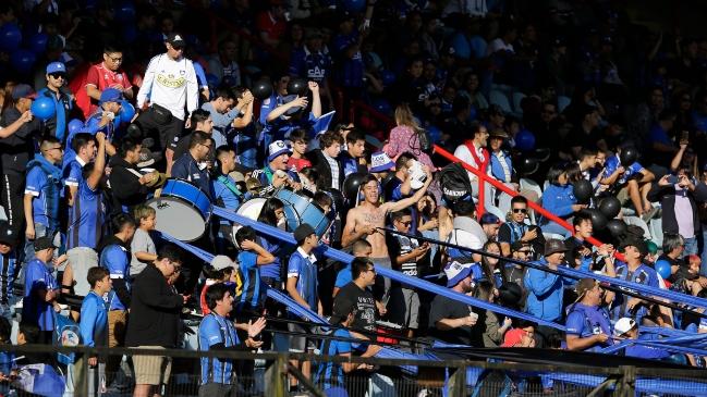 Gobierno autorizó un mayor aforo en los estadios