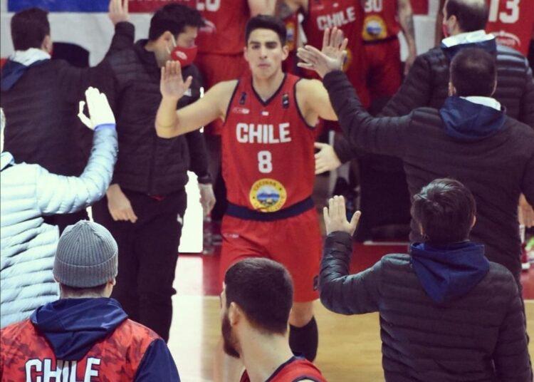 """Marcelo Pérez: """"Creo que era importante para mí estar en este proceso, donde estaban los 12 mejores de Chile"""""""