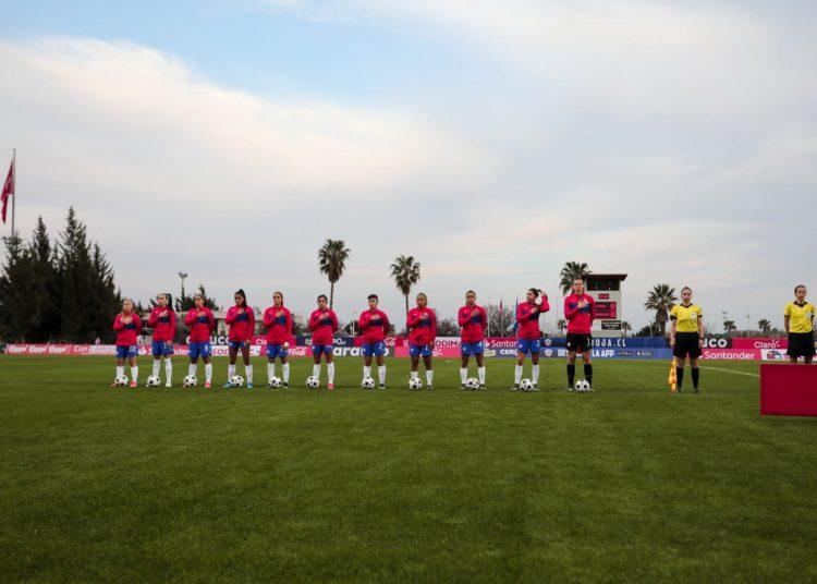 Roja se apresta al debut histórico en una edición de Juegos Olímpicos