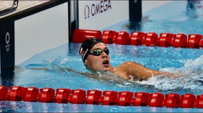 ¡Récord nacional! Eduardo Cisternas tiene magnífico debut en los Juegos Olímpicos de Tokio 2020
