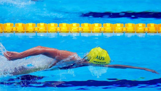 La australiana Emma McKeon fijó un nuevo récord olímpico en los 100 libres