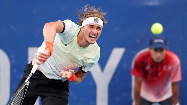 ¡Batacazo olímpico! Alexander Zverev eliminó a Novak Djokovic y pasó a la final de Tokio 2020