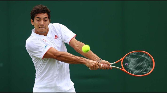 Le sienta bien la hierba: Garin vence a Polmans y ya está en tercera ronda de Wimbledon