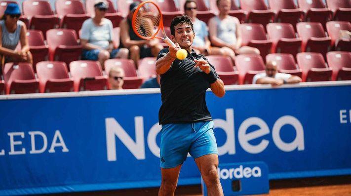 Duro revés de Cristian Garin: se bajó de los Juegos Olímpicos para privilegiar el circuito y no ganó ningún punto ATP tras su eliminación en Gstaad