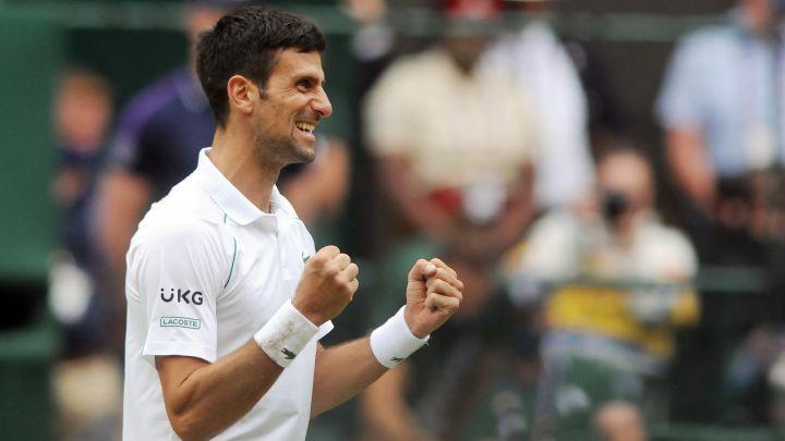 """Djokovic se mete en las Finals y dice que es """"el mejor"""""""