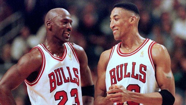 """Pippen explica en un libro cómo él era """"el líder real"""" de los Bulls"""