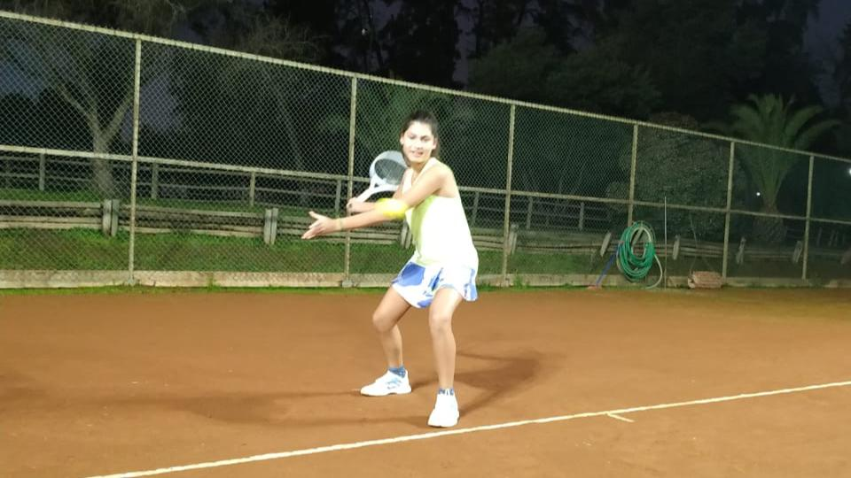 Talquina Josefa Meneses disputará el Sudamericano de Tenis sub-12 en Perú