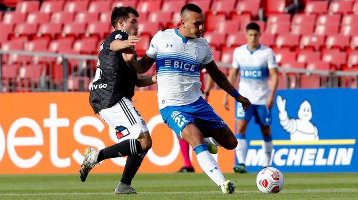 """César Fuentes quiere revancha ante Universidad Católica: """"Tenemos una espinita clavada después de la Supercopa"""""""