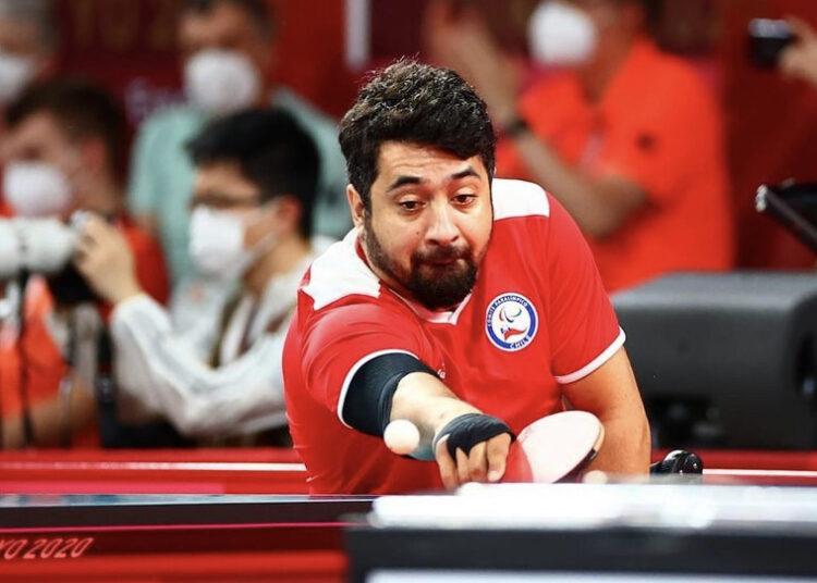 Luis Flores se despidió de los Juegos Paralímpicos