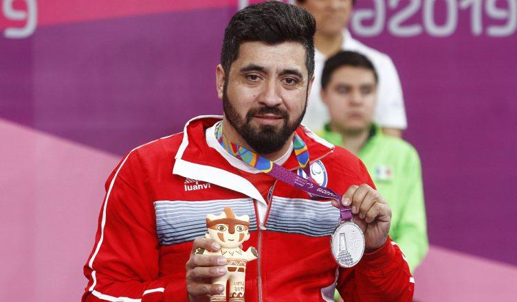 Equipo paralímpico de tenis de mesa ya está en Japón con maulino como esperanza de medalla