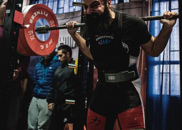 Maulino competirá en Panamericano de powerlifting de Estados Unidos