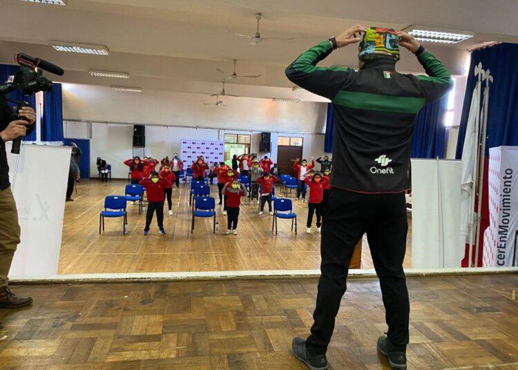 Establecimiento curicano celebró 137 años con encuentro deportivo