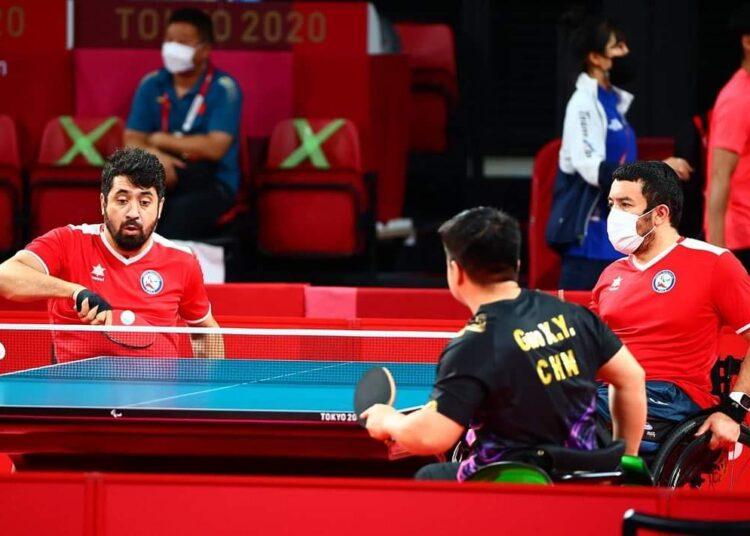 Luis Flores cerró su actuación en los Paralímpicos de Tokio