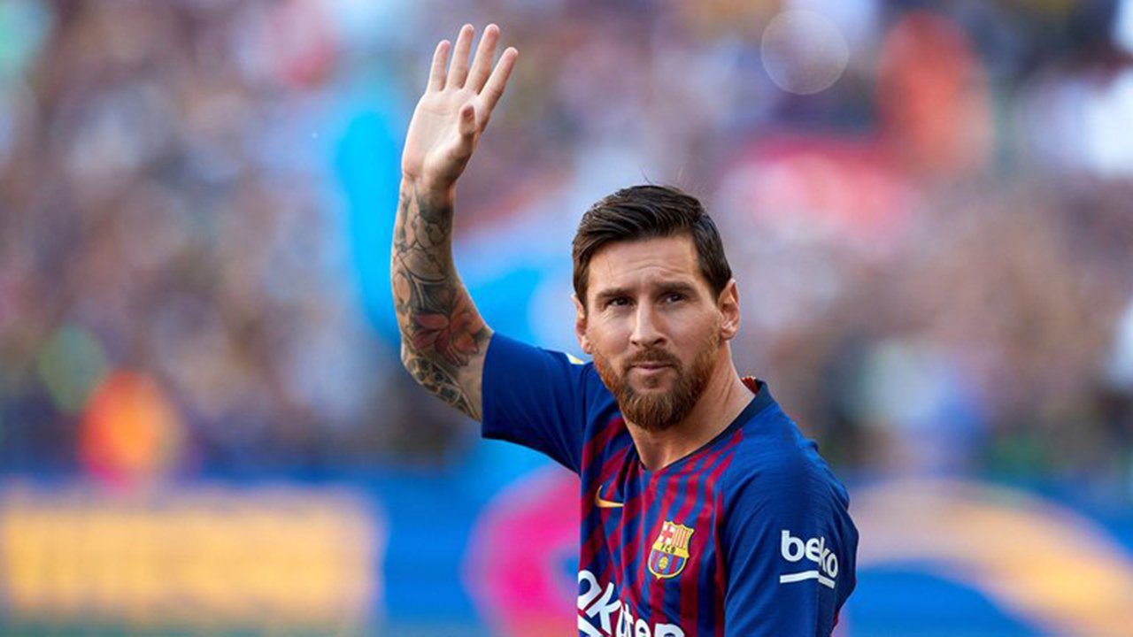 Confirman salida de Messi del Barcelona