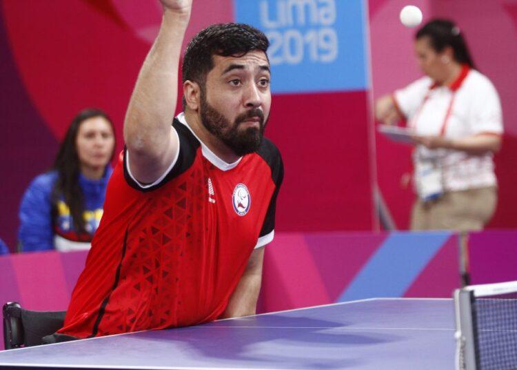 La noche de este miércoles debuta tenimesisita maulino en los Juegos Paralímpicos