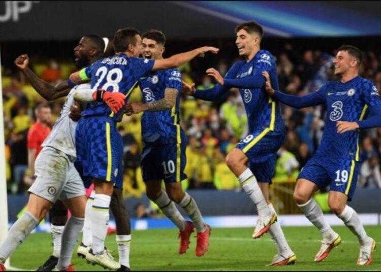 ¡Chelsea gritó campeón en la Súpercopa de Europa