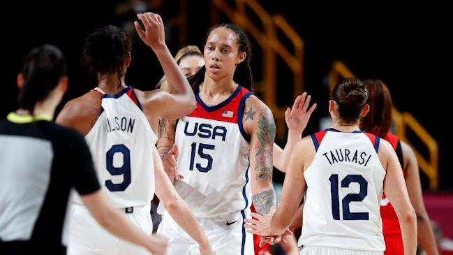 Estados Unidos logró su séptimo oro olímpico consecutivo en el baloncesto femenino ante Japón