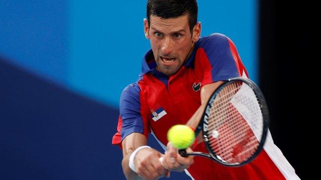 Novak Djokovic anunció que no participará del Masters 1.000 en Cincinnati