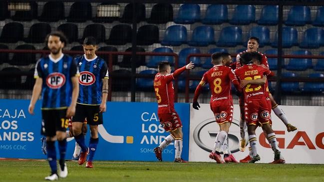 Unión Española eliminó a un errático Huachipato y chocará ante Colo Colo en semifinales de Copa Chile