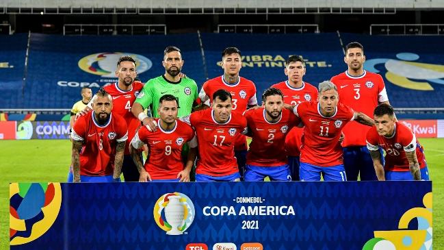 Chile perdió terreno en el ranking de la FIFA a la espera de las Clasificatorias