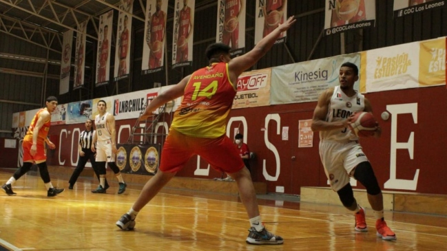 Los Leones clasificó a la final del Centro en la LNB tras vencer con categoría a Español de Talca