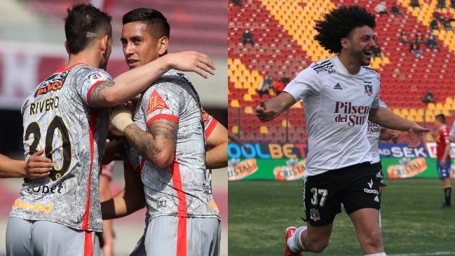 Resumen: U. La Calera y Colo Colo mantuvieron su cerrada lucha en el regreso de los hinchas