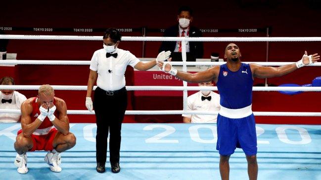 El cubano Arlén López ganó en Tokio 2020 su segunda medalla de oro en el boxeo olímpico