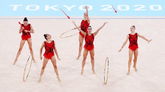 Bulgaria cortó la hegemonía rusa y le quitó el oro olímpico en la gimnasia rítmica