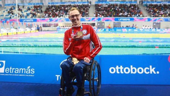 La delegación chilena para los Juegos Paralímpicos de Tokio 2020