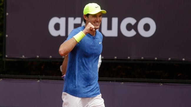Nicolás Jarry extendió su buen momento en Luedenscheid y avanzó a semifinales