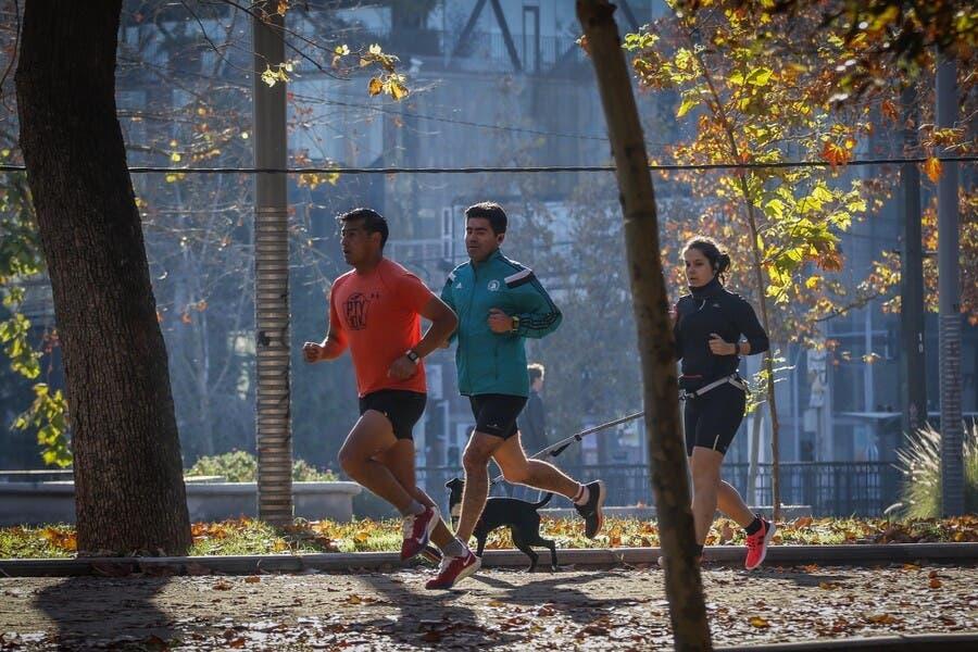 Encuesta Ipsos: Chile es el cuarto país que menos deporte hace en el mundo.