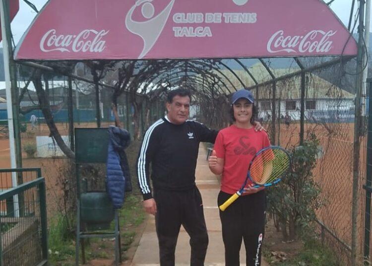 Tenista talquino entrenará y competirá en destacada Academia de Estados Unidos