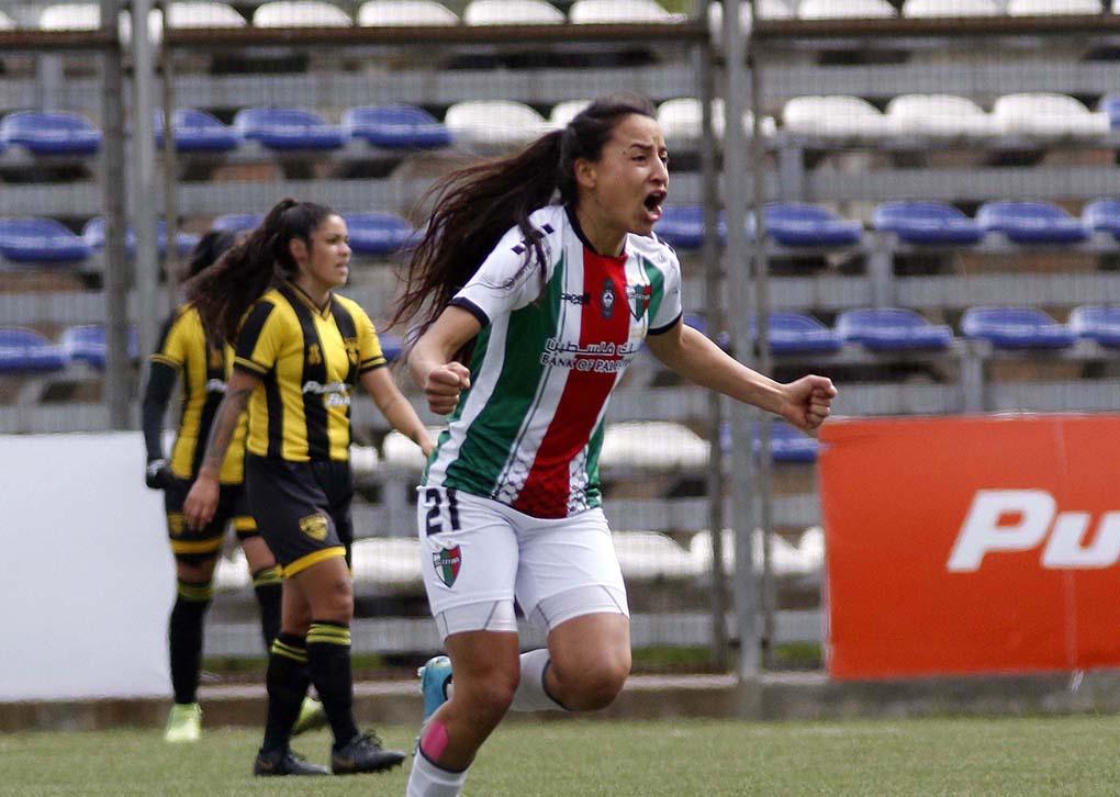 Palestino vence de visita a Fernández Vial y ya tiene un pie adentro en Semifinales