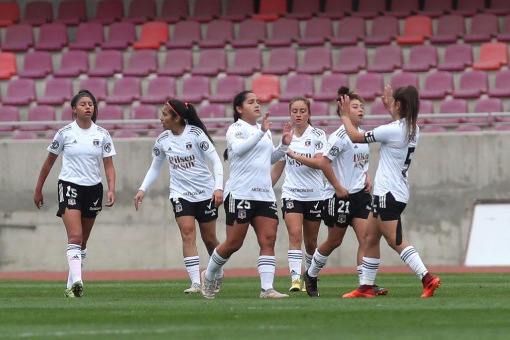 Sin piedad: Colo Colo goleó 5-0 a Deportes La Serena
