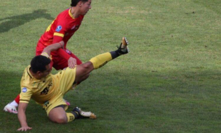 Independiente perdió partido clave en la lucha por la cima