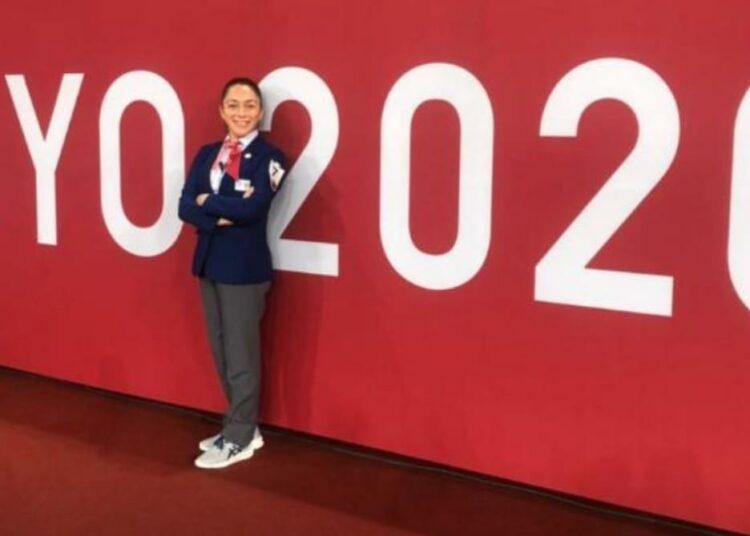 Dania González: La talquina que hizo historia al arbitrar en los JJ.OO. se proyecta a nuevas metas