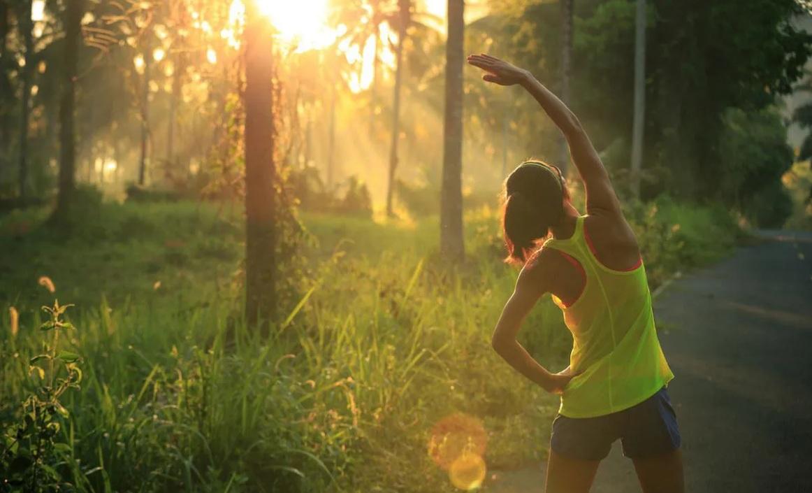 REPORTAJE : El deporte es mejor si se realiza en las mañanas.