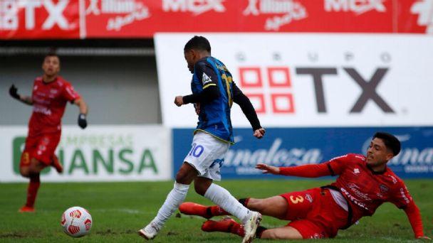 Electrizante empate en el Nelson Oyarzún