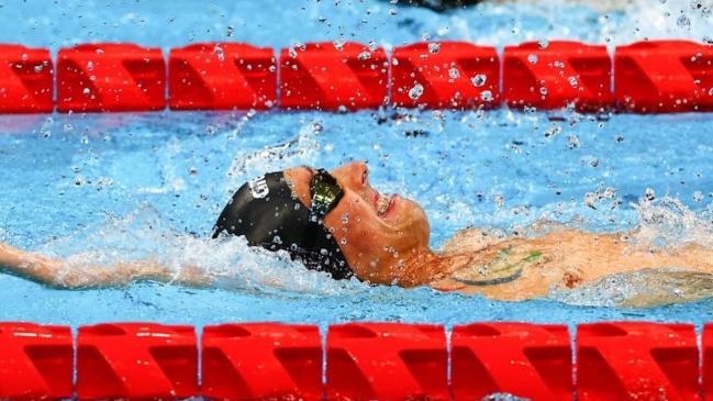 Alberto Abarza coronó su actuación con una nueva medalla de plata
