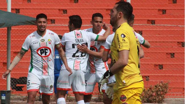 Cobresal arrasó con Ñublense en su quinto triunfo al hilo por el Campeonato Nacional