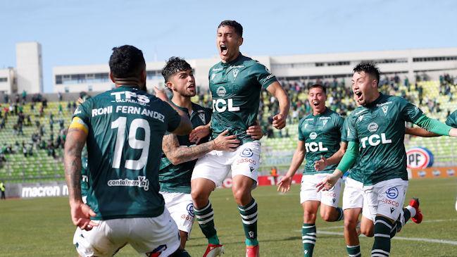 Santiago Wanderers derribó en un partidazo a Cobresal y sumó valiosos puntos para ilusionarse