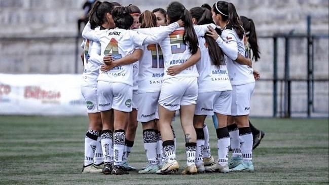 Santiago Morning sumó un empate ante Fernández Vial en el cierre de la fase regular en el fútbol femenino
