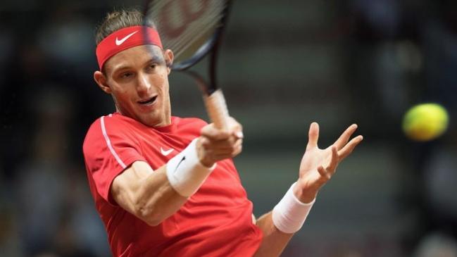 Garin abrirá la serie de Copa Davis ante Eslovaquia y Jarry será el segundo singlista de Chile